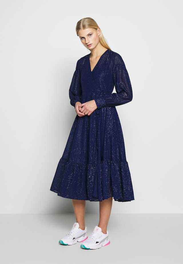 TULIPA DRESS - Day dress - blue depths