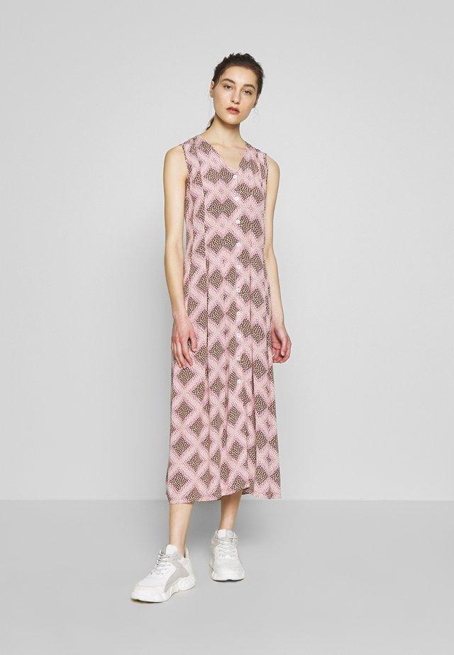 CINDA DRESS - Shirt dress - foulard