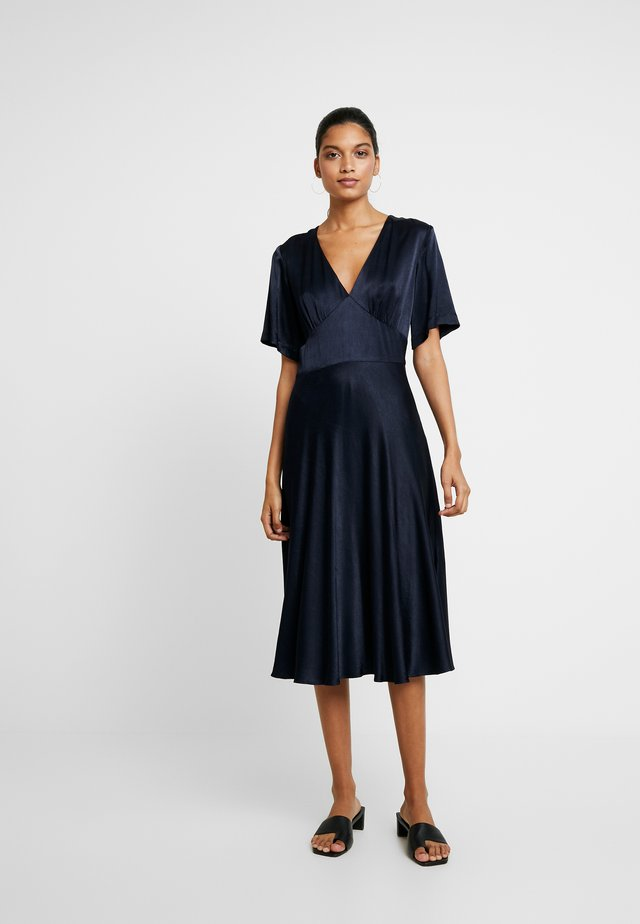 CINDY DRESS - Korte jurk - night sky