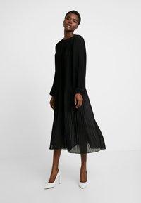 Samsøe Samsøe - ELENA DRESS - Vestito estivo - black - 0