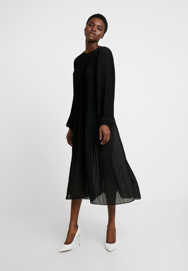 Samsøe Samsøe - ELENA DRESS - Vestito estivo - black