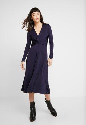 ELSI DRESS - Jersey dress - night sky