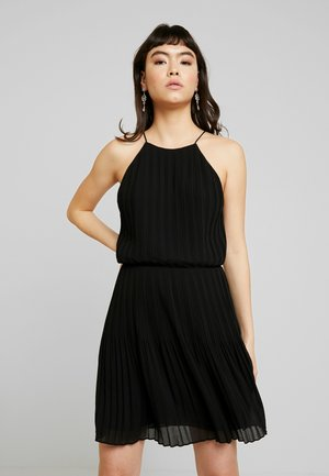 MYLLOW SHORT DRESS - Day dress - black