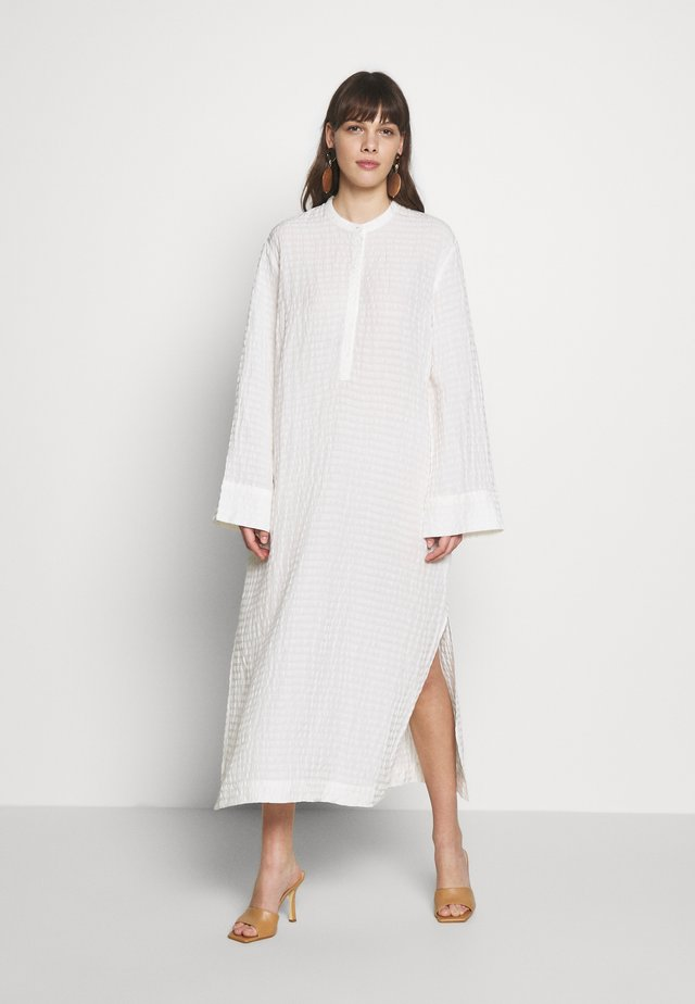 JUTA SHIRT DRESS - Korte jurk - warm white