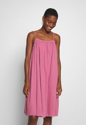 KARLA SHORT DRESS - Vapaa-ajan mekko - heather rose