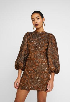 SHORT DRESS - Robe de soirée - argan oil