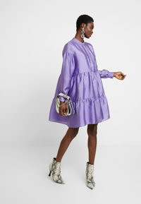 Samsøe Samsøe - MARGO - Koktejlové šaty/ šaty na párty - aster purple - 2