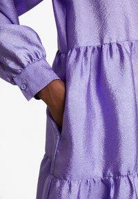 Samsøe Samsøe - MARGO - Koktejlové šaty/ šaty na párty - aster purple - 6