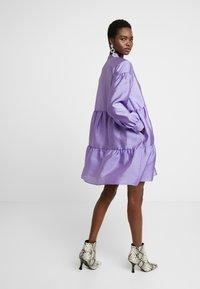 Samsøe Samsøe - MARGO - Koktejlové šaty/ šaty na párty - aster purple - 3