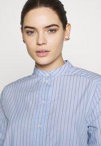 Samsøe Samsøe - LAURY SHIRT DRESS - Skjortklänning - blue - 3
