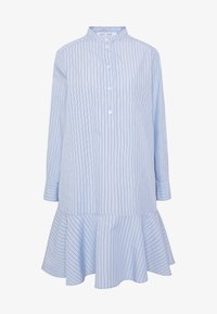 Samsøe Samsøe - LAURY SHIRT DRESS - Blousejurk - blue - 5