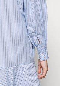 Samsøe Samsøe - LAURY SHIRT DRESS - Skjortklänning - blue - 6