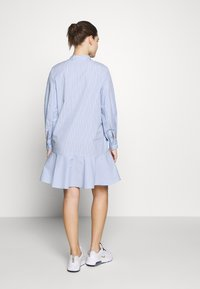 Samsøe Samsøe - LAURY SHIRT DRESS - Blousejurk - blue - 2