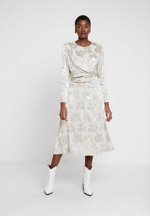 ONO DRESS - Sukienka letnia - silver cloud