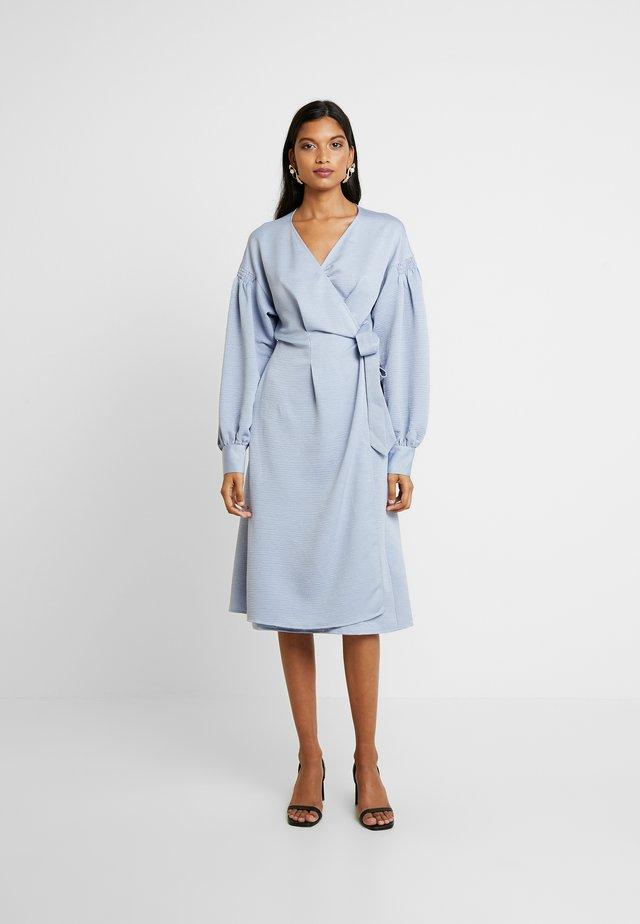 MERRILL DRESS - Korte jurk - zen blue