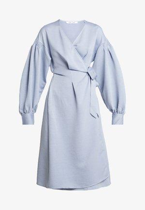 MERRILL DRESS - Kjole - zen blue