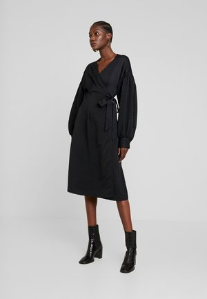 MERRILL DRESS - Kjole - black