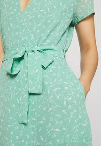 Samsøe Samsøe - KLEA LONG DRESS  - Day dress - feuilles menthe - 5