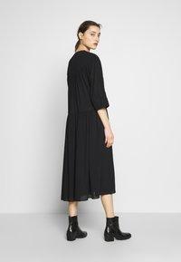 Samsøe Samsøe - KAROL LONG DRESS - Robe d'été - black - 2