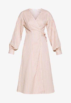 MERRILL DRESS - Day dress - coral