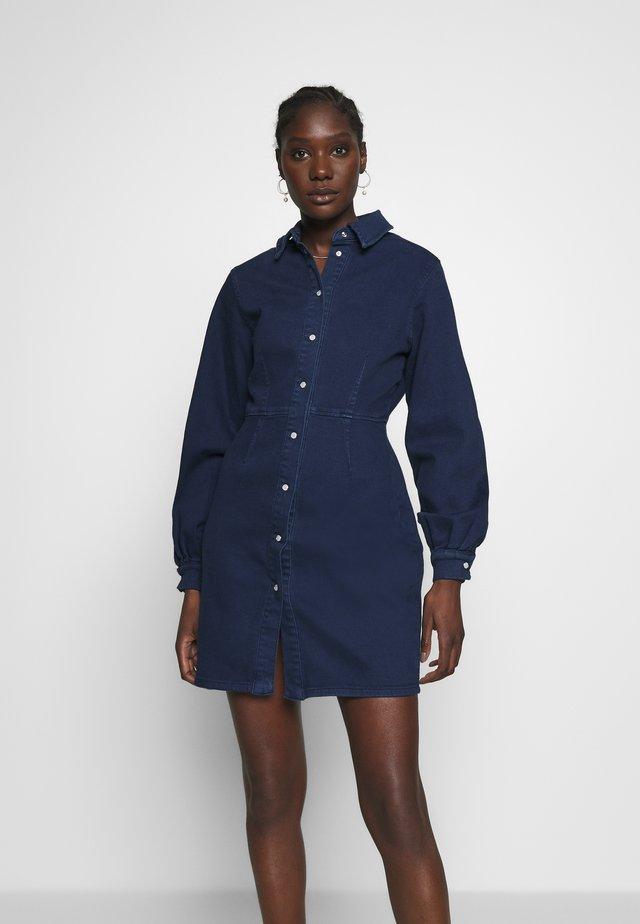 BERTHE DRESS  - Sukienka letnia - indigo blue