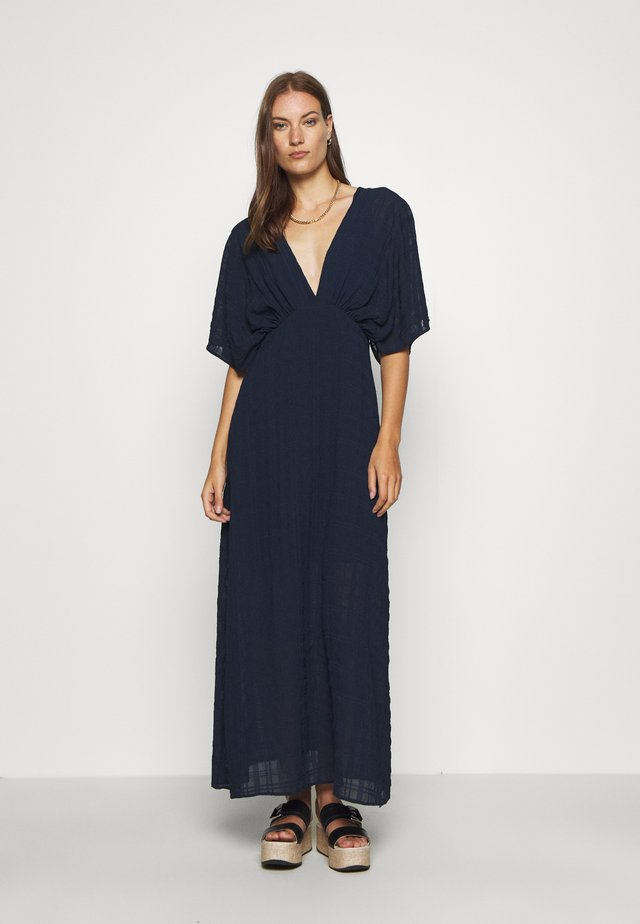 VAALI LONG DRESS - Maxi-jurk - sky captain