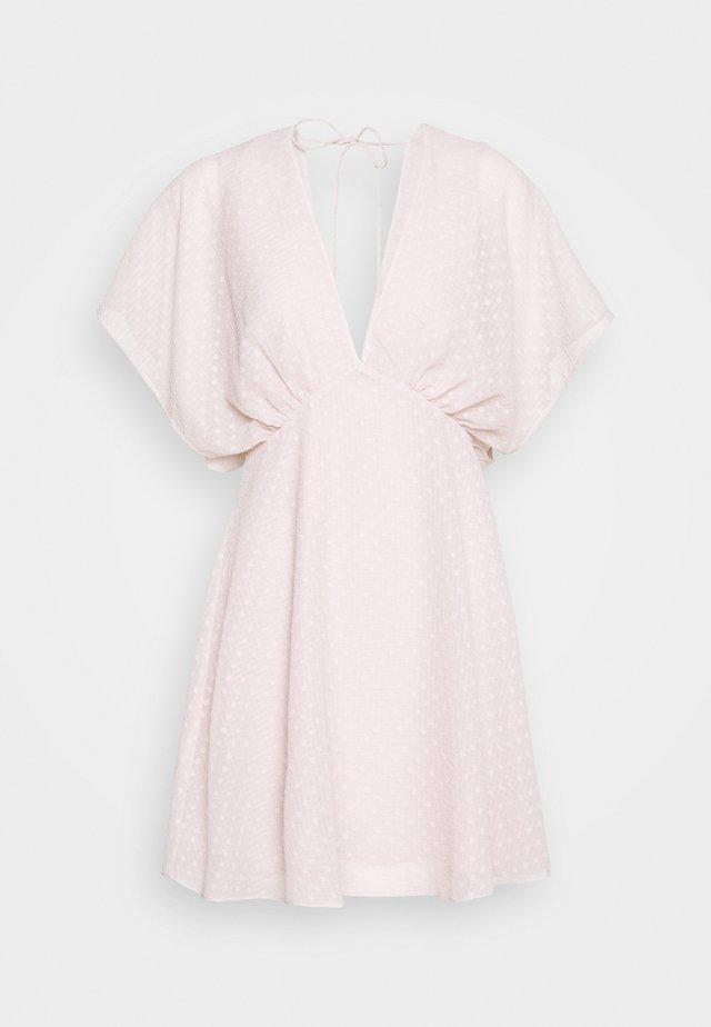 VAAL SHORT DRESS - Freizeitkleid - hushed violet