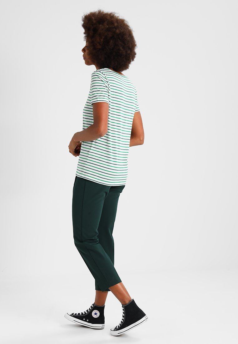 Imprimé Green shirt StripeT Samsøeamp; Nobel Tee Jolly TiPOZuXk
