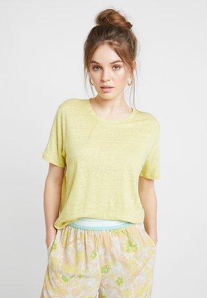 AGNES - Print T-shirt - endive