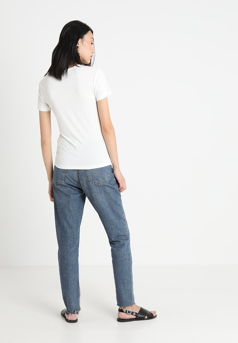 Samsøe Samsøe LILA - T-shirts - white