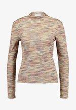 LYDIA - Topper langermet - multi space dye