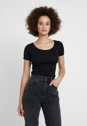 SADIE - T-Shirt basic - white