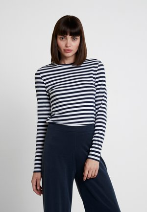 ESTER - T-shirt à manches longues - dark blue