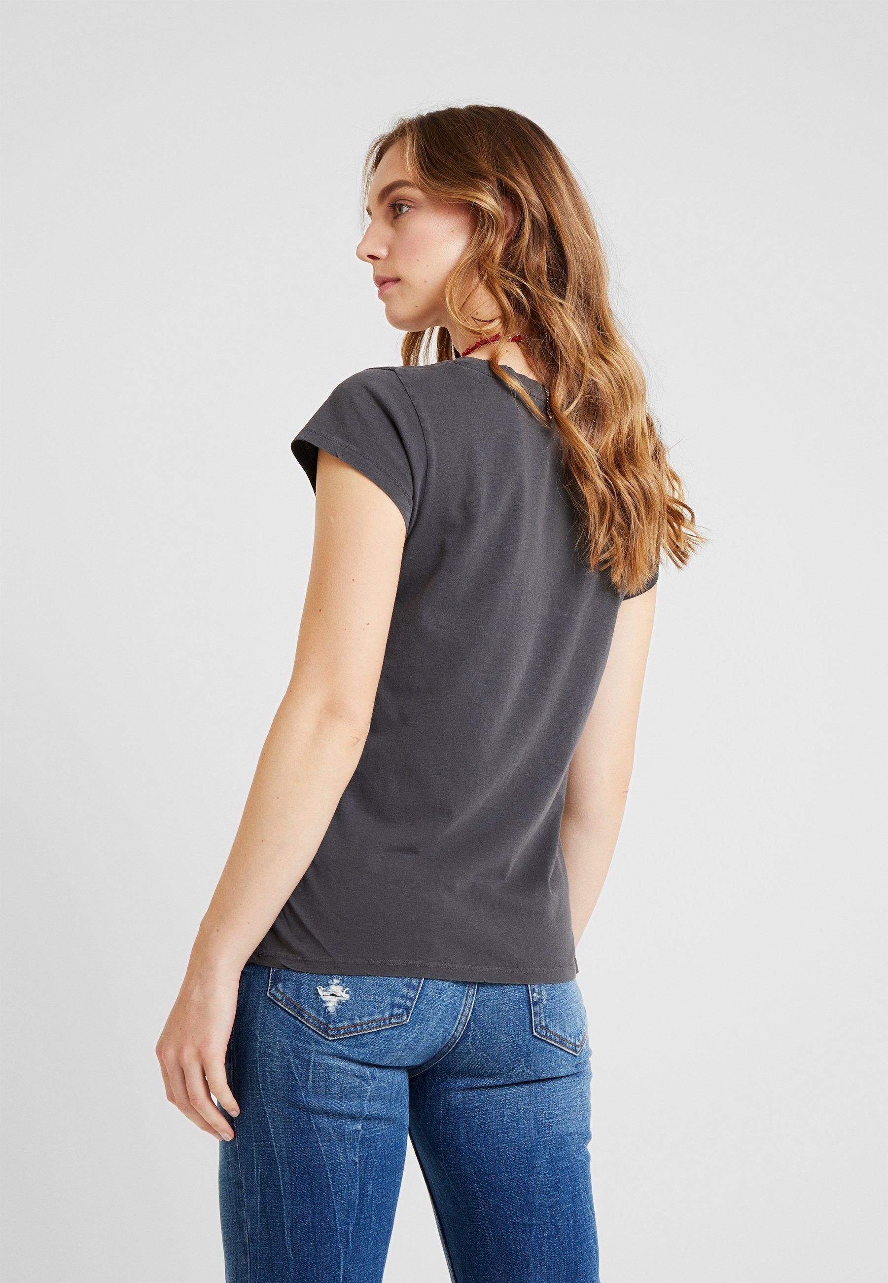 Samsøe Samsøe LISS - T-shirt basique black