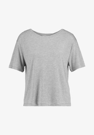 T-shirts basic - grey mel