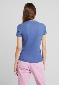 Samsøe Samsøe - ESTER - T-shirt basic - bijou blue - 2