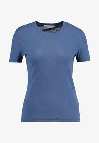 Samsøe Samsøe - ESTER - T-shirt basic - bijou blue - 3