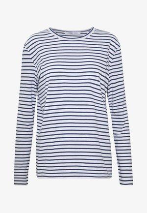 NOBIL - Maglietta a manica lunga - blue