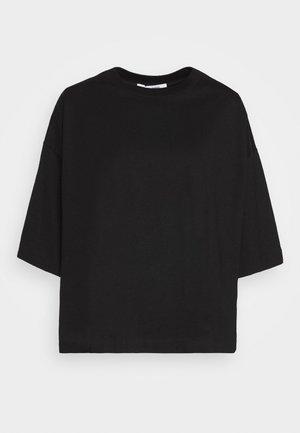 ELOISE - T-shirt basique - black