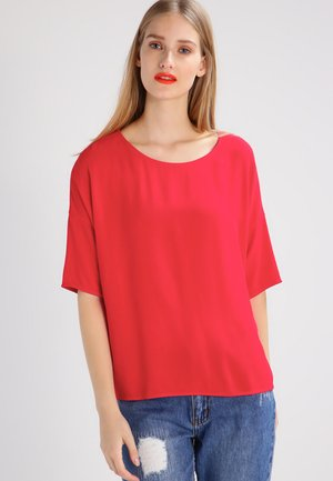 MAINS TEE 5687  - Bluser - racing red