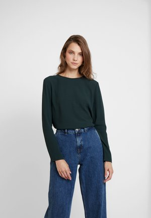 HERDIS - Blouse - darkest spruce