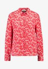MILLY - Button-down blouse - red