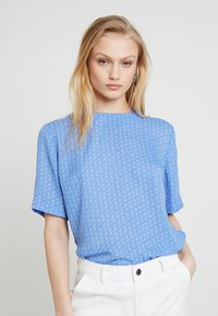 Samsøe Samsøe - AMABEL - Blouse - blue starry - 0