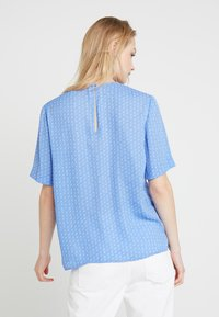 Samsøe Samsøe - AMABEL - Blouse - blue starry - 2