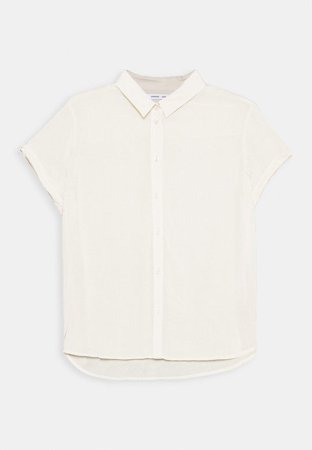 MAJAN - Hemdbluse - warm white