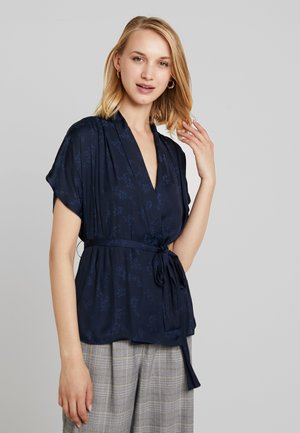VENICE BLOUSE - Blouse - night sky