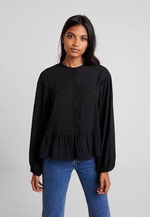 RHONDA BLOUSE - Camicia - black