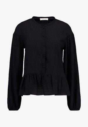 RHONDA BLOUSE - Košile - black