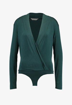 VICKI BODY - Bluzka z długim rękawem - sea moss