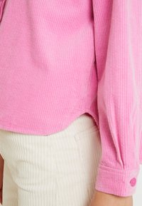 Samsøe Samsøe - KELLY OVERSHIRT - Skjorte - bubble gum pink - 5